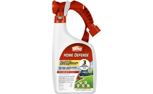 Ortho Home Defense 32 Oz. Ready To Spray Hose End Insect Killer
