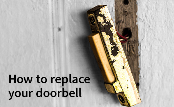 How to replace your doorbell